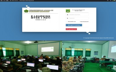 Optimalisasi E-learning Madrasah di Masa Pandemi